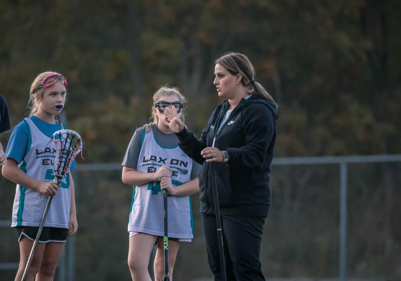 Coach Erica Vitale